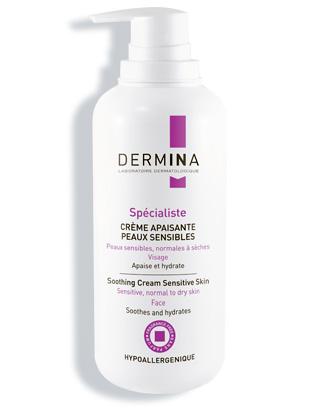 Spécialiste crème apaisante peaux sensibles
